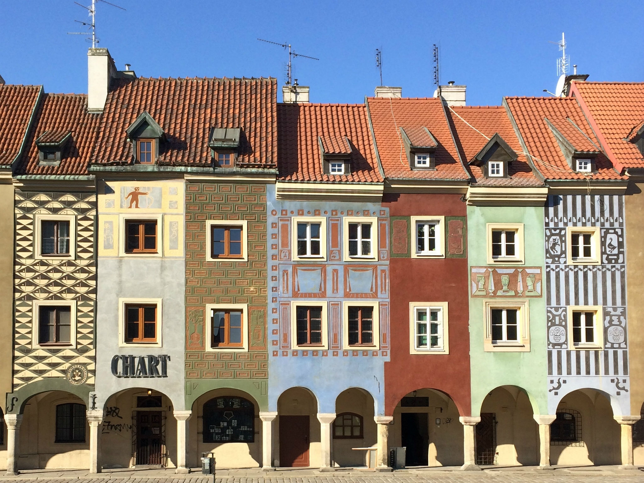 Poznan Old Town